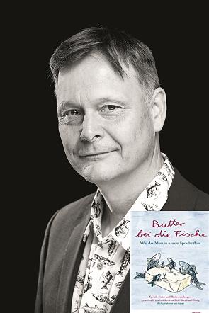 Porträt von Rolf-Bernhard Essig